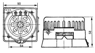 Размеры ДТКБ