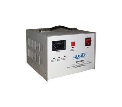 Электромеханический стабилизатор напряжения повышенной точности RUCELF SDF-1000
