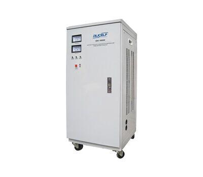 Электромеханический стабилизатор напряжения повышенной точности RUCELF SDV-20000