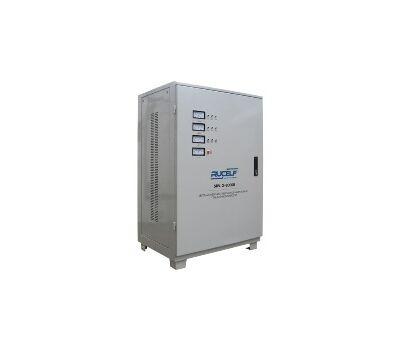 Трехфазный стабилизатор напряжения высокой точности RUCELF SDV-3-6000