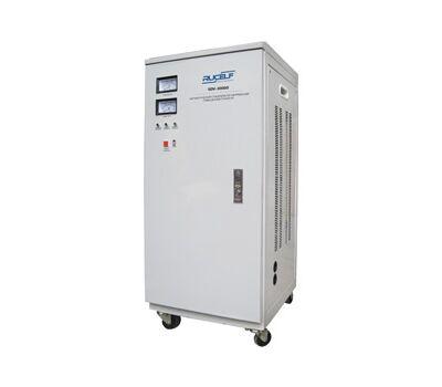 Электромеханический стабилизатор напряжения повышенной точности RUCELF SDV-30000