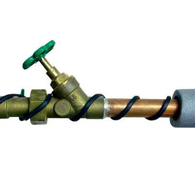 Низковольтный греющий кабель 17W-24CF (24 Вольт)