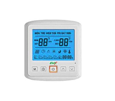 Программируемый терморегулятор R8800, 16А