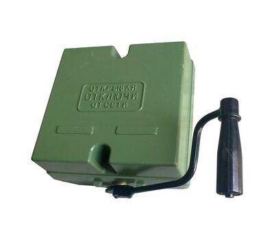 Командоконтроллер ККП-1200 (все схемы)