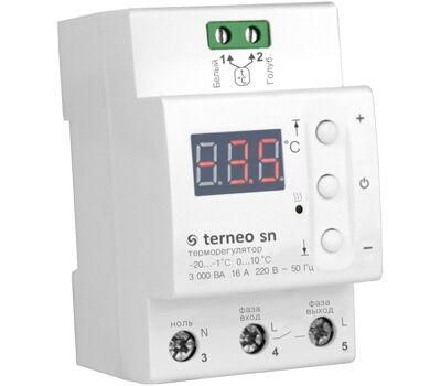 Терморегулятор terneo sneg