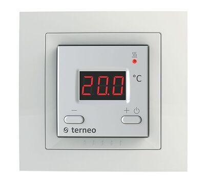 Терморегулятор terneo st unic белый