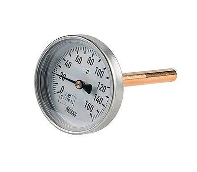 "WIKA А5002 d=100 мм, 0-160°C, G1/2"", L1=40 (мм)"