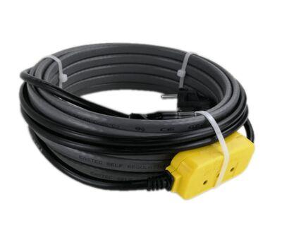 Комплект PO-F30-8T (экранированный кабель) с термостатом