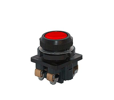 Кнопка красная КЕ-011 исп5 (1нз) (КЕ-011 исп5(1нз))