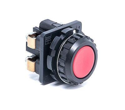 Кнопка КЕ-011 исполнение 2(1но+1нз) красная