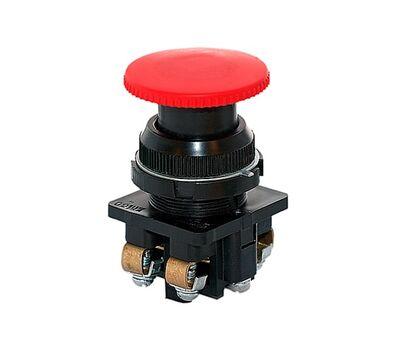Кнопка КЕ-021 исп1 (2з) крс.гриб