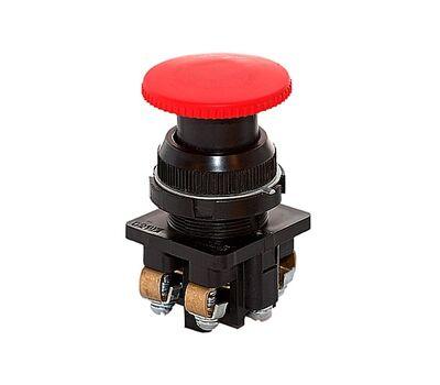 Кнопка КЕ-021 исп2(1з+1р) крс.гриб