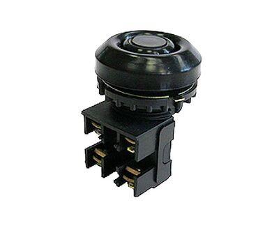 Кнопка КЕ-081 исп5 (1р) черная IP54