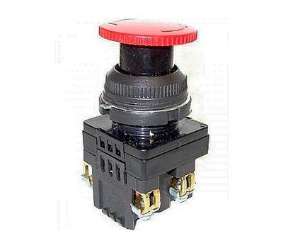 Кнопка КЕ-141 исп2(1з+1р) сфикс.крс.кн. IP54