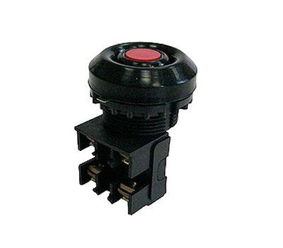 ВК30-10-20110-54 У2, красный, 2з, цилиндр, IP54,  10А. 660В