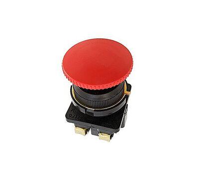 Выключатель нажимной КЕ-201 исполнение 2 красная кнопка (КЕ-201)