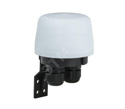 Фотореле ФР603, 2200вт. IP66 белый