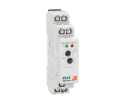 Реле контроля тока OptiRel C RC-51-0,5