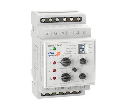 Реле контроля напряжения OptiRel C RV-43