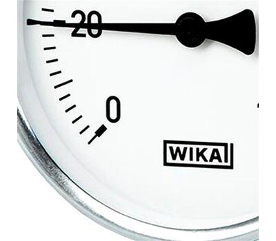 "WIKA А5000 d=63 мм, 0-120°C, G1/2"", L1=40 (мм)"