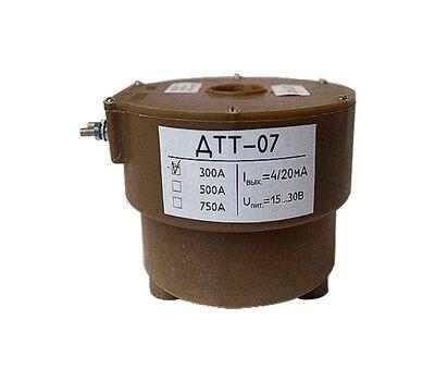 Датчик тока ДТТ 07 300А