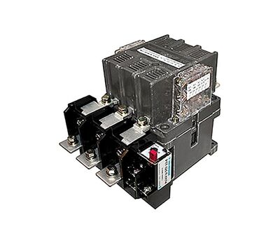 ПМ12-125200-ЭК УХЛ4 В, 220В/50Гц, 4з+2р, 125А, нереверсивный, с реле РТТ-426 106-143А, IP00