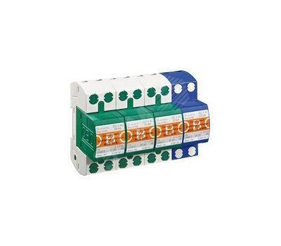 УЗИП для силовых сетей 3+NPE (Класс I), 255 В
