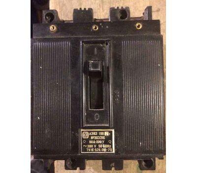 А 3163 40А (1969г), стационарный с ручным приводом
