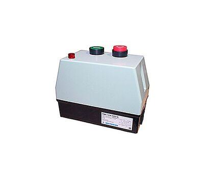 ПМЛ-1230 УХЛ4 Б, 220В/50Гц, 1з, 10А, нереверсивный, с реле РТЛ-1014-2 7-10А, в корпусе из пластика IP54, с кнопками ПУСК + СТОП и сигнальной лампой