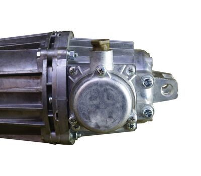 Тормоз ТКГ-300 в комплекте с ТЭ-50 Спецмаш