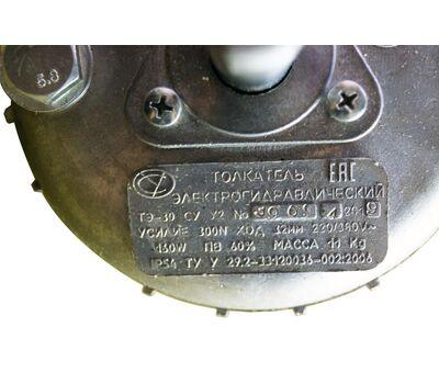 Тормоз ТКГ-160 в комплекте с ТЭ-30 Спецмаш