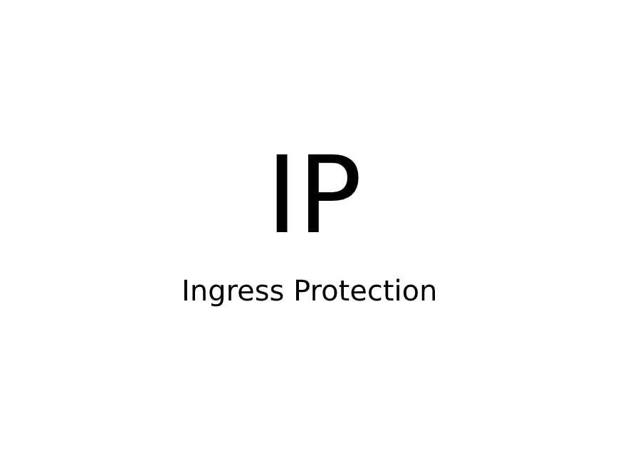 Условные обозначения степени защиты